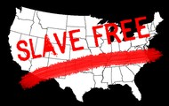 America should be slave free!