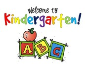 LAST CALL - KINDERGARTEN REGISTRATION