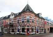 Uitstekend op A2 stand gelegen horecaruimte met hoekfront in het kern- winkelgebied van Apeldoorn