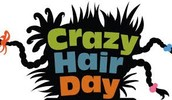 That's Crazy! cRaZy Hair Day - May 13th