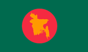Bangladesh Information on it's Geographical Location