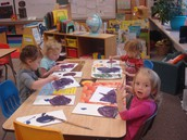 Making purple