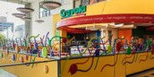The Crayola Cafe!
