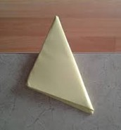 These paper footballs are fun to play with and when you want to play football but its raining you can play this!