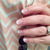 French Manicure Wraps