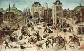 The St. Bartholomew's Day Massacre (1572)