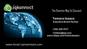 Contact to join and be apart of IQKonnect  Get your Market Share