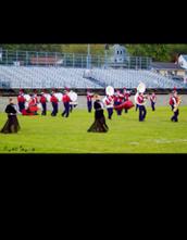 Huntingdon Marching Band