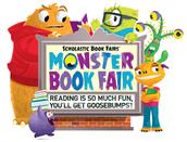 Monster School Book Fair
