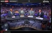 NBA brodacaster
