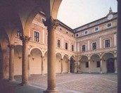 Cortile D'onore