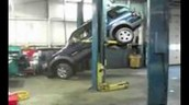 risks of being an auto mechanic