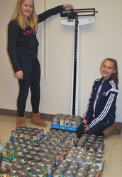 EYMS Canned Food Drive