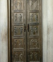 Donatello's Door of the Apostles