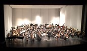All-State Band under the direction of Dr. Thomas McCauley
