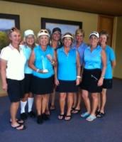 Muskogee Country Club Wins 2013 Season Low Gross
