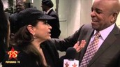 EXCLUSIVE: Debbie Allen Interviews Berry Gordy at Freeze Frame Premiere