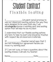 Flexible Seating Contact