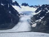 Gletsjers verdwijnen