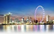 Singapore's ferris wheel