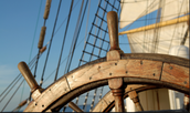 Be the Master of Your Ship-