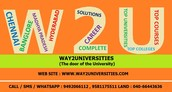 MBA/BTECH/BDS/MTECH admissions