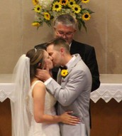 Congratulations to Mr. and Mrs. Schafer