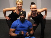 TAE BO® Fitness Event hosted by Alla and Anya Litvinova certified Tae Bo ® Instructors and Wellness Specialists!