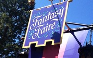 Fantasy Faire is a new addition to the Disneyland Park