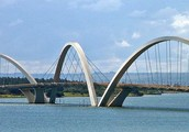 This bridge is made with the help of quadratics relations
