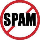 Rule #4 Spam