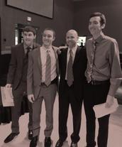 2015-16 Boys Basketball Awards