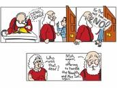 NSA Tracing Santa's job?