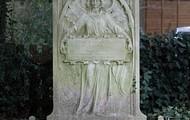 Talias grave stone