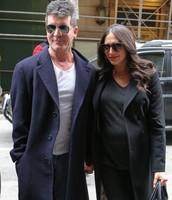 Simon and his wife.