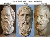 Greece experienced a Golden Age in Philosophy