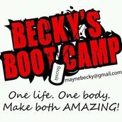 Becky Uthe Mayne