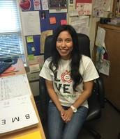 Congrats, Ms. Torres!