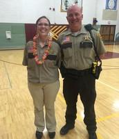 Officer Bullerman and Officer Bullerman