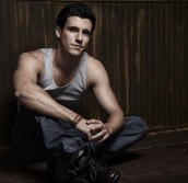 Skyfall's Drew Roy as Alex Sheathes