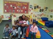 Early Head Start Room 2