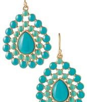 Charlize Teardrop Earrings