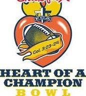 Heart of a Champion Bowl