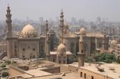 Capital of Egypt: Cairo