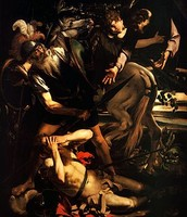 """The Conversion of Saint Paul"" by Carvaggio"