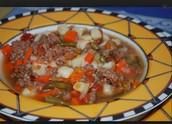 La sopa de lugumbres