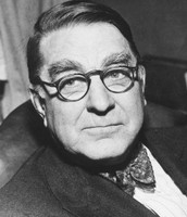 A photograph of Branch Rickey