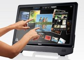 This is the latest touchscreen tv