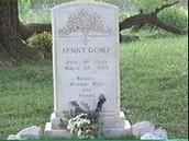 Jenny's Tombstone