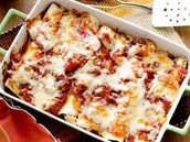 Chicken-Chorizo Enchiladas